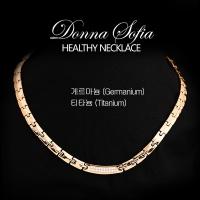 도나소피아 DN-4335 티타늄 게르마늄목걸이 건강 DN-4335
