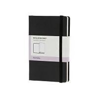 몰스킨 포트폴리오/블랙 하드 XS