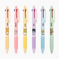 카카오프렌즈 삼색 3색 볼펜
