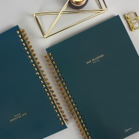 Reservoir Day Planner A5 - Soft Cover
