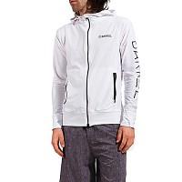 Tulum Men Hood Zip-Up White