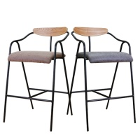 lolling bar chair set