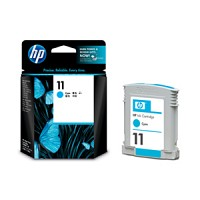 HP C4811A / NO.11 / Head Cyan 8ml / 24,000P 5%