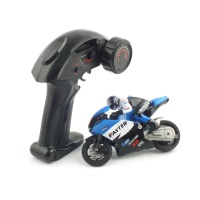 [2.4GHz] 1/16 MotoGP 레이싱바이크 RC (CTW520349BL) 비례제어
