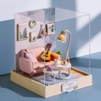 [adico]DIY 미니어처 스페셜 키트 - 거실