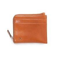 [IL BUSSETTO] ZIPPED WALLET