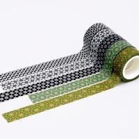 [디자인가안채] 전통 문양 마스킹테이프