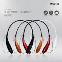 [MPIO]블루투스 이어폰 BN400 /음성안내/진동/멀티페어링/블루투스4.0