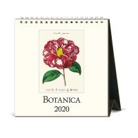 2020 카발리니 탁상캘린더 Botanica