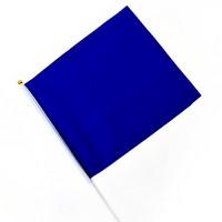 응원깃발 소 (블루)