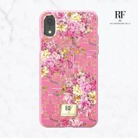 RF by 리치몬드&핀치 아이폰XR케이스 플로랄체인