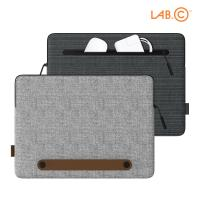 랩씨 포켓 슬림핏 슬리브 노트북 파우치 [15형]