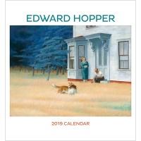 2019 캘린더 Edward Hopper