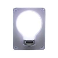 LED 휴대용 전구모양 조명