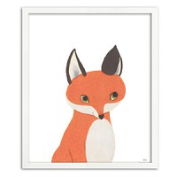 [Millim] Zoo_frame_Fox_6호