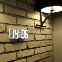 [mooas] 무아스 Mini LED Clock  벽걸이 시계