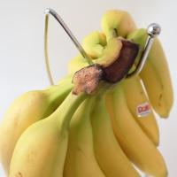 바나나 옷걸이 보관 걸이 거치대
