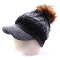 FW 니트캡 방울 패션 겨울모자 CH1512426