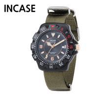 인케이스 남성 나토밴드시계 IN-16001 RGBK