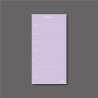 [mmim] 장메모지 (13) WEEKLYPLAN