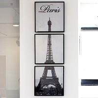 에펠탑 3P세트 - Metal프레임