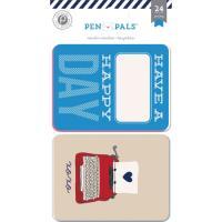 포켓 카드 - penpals 3x4Pocket Cards