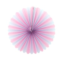 페이퍼휠 핑크&블루 [3size]