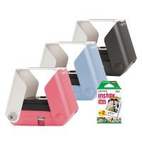 토미 스마트폰 포토 프린터 KiiPix + 인화지 20매