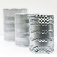 씨클라우드 메탈바스켓(중형) 펜꽂이 연필꽂이 빗통 화장용소품수납 화장솔수납 새로운 컵셉의 판촉물 기념품