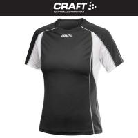 [CRAFT] 크래프트스포츠 기능성 여성용 반팔 티셔츠 1901242