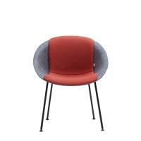 [시디즈]PLANC(플랑) M631E 패브릭 인테리어 의자