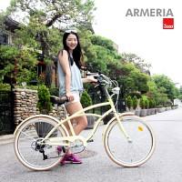 아메리아 24인치 7단 클래식자전거