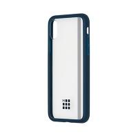 몰스킨 T 아이폰X TPU 케이스(엘라스틱)/블루