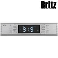브리츠 빌트인 슬림 블루투스 스피커 BA-KB1000 (블루투스 4.1 / FM라디오 / LED조명)
