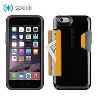[SPECK] 스펙 아이폰6/6s 전용  충격방지 카드 케이스 캔디쉘 블랙