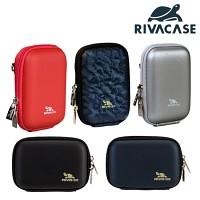 전자기기 & 디지털카메라 케이스 RIVACASE 7022 (PU) (하드 EVA 케이스 / 탈부착 스트랩 / 벨트 장착)