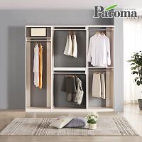 파로마 라라 드레스룸 일자형 3칸B형 (2000x400)