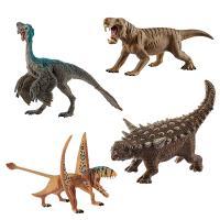 [슐라이히]공룡세트 4P_A