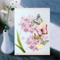 꽃과나비카드 FT1038-3