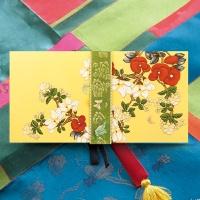 붉은꽃 아래 용돈봉투 FB107-4