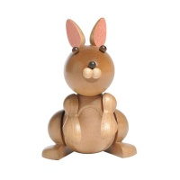 [MUFUN DESIGN] WOODEN FIGURES FORMOSAN HARE