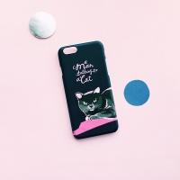 Nakata Cat Navy for Phonecase [플래네틸]