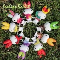 [패션래빗]fashion rabbit-fruit rabbit series(9종세트)