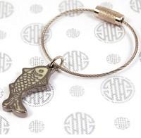 카라빈카, 와이어열쇠고리(물고기)