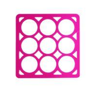 (와인앤쿡)기본형 스퀘어 실리콘 냄비받침1개(색상랜덤)