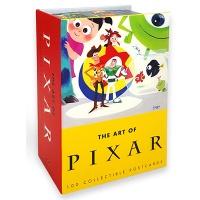 The Art of Pixar : 100 Collectible Postcards