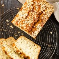 피나포레 허니 오트 귀리 식빵 만들기 (철제 틀 포함)