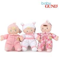 GUND 꽃무늬 사운드 아기인형(색상선택)-4050777
