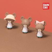 반다이 하코룸 꼬마곰 재키 키트 / 조립 장난감