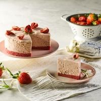 피나포레 kiri 딸기치즈 케이크 만들기 베이킹 키트